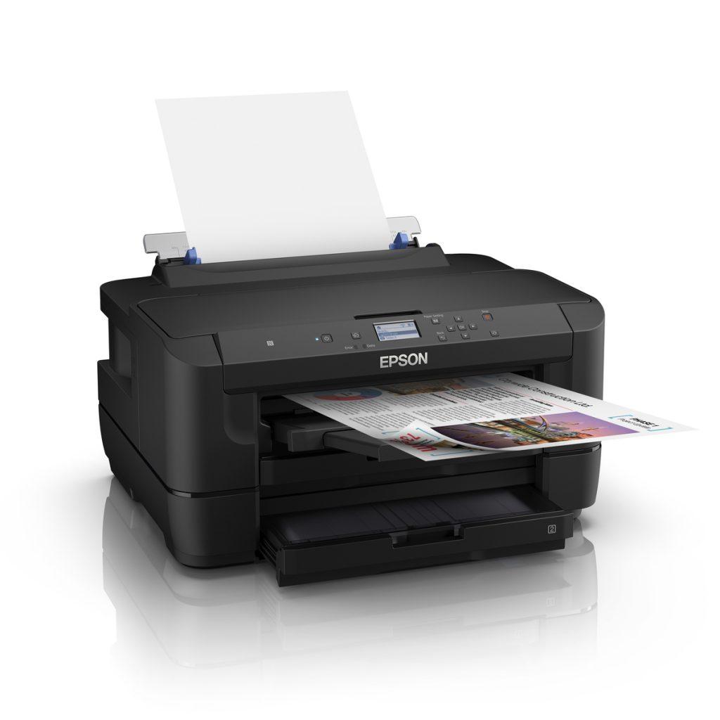Epson WorkForce WF-7211 A3 Wi-Fi Duplex Inkjet Printer