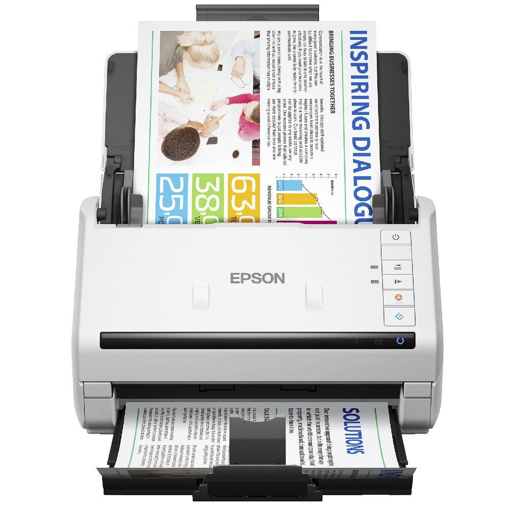 Epson WorkForce DS-570W A4 Wi-Fi Duplex Sheet-fed Document