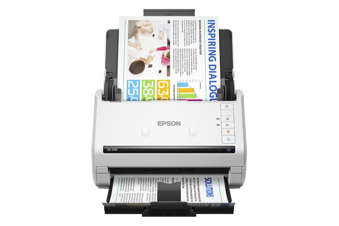 Epson WorkForce DS-530W A4 Wi-Fi Duplex Sheet-fed Document