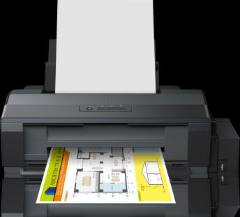 EcoTank L1300 Single Function InkTank A3 Printer