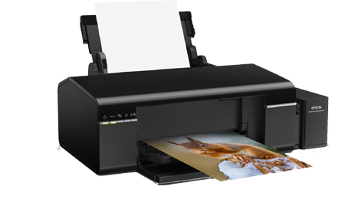 EcoTank L805 WiFi InkTank Photo Printer