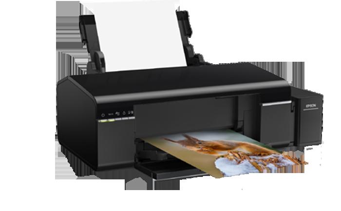 EcoTank L805 WiFi InkTank Photo Printer