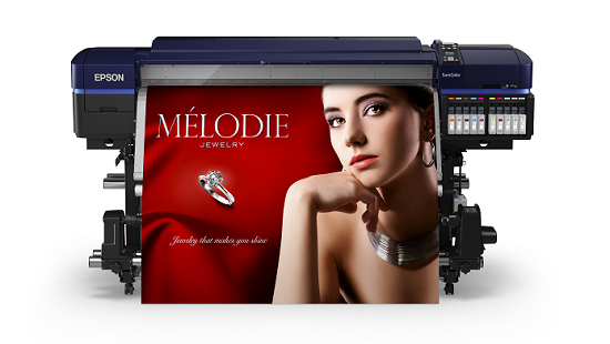 Epson SureColor SC-S80670 Eco-Solvent Signage Printer