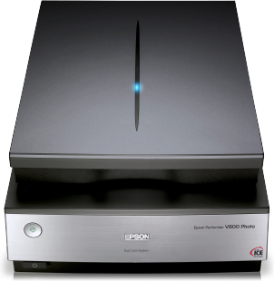 Epson Perfection V800 Photo Color Scanner