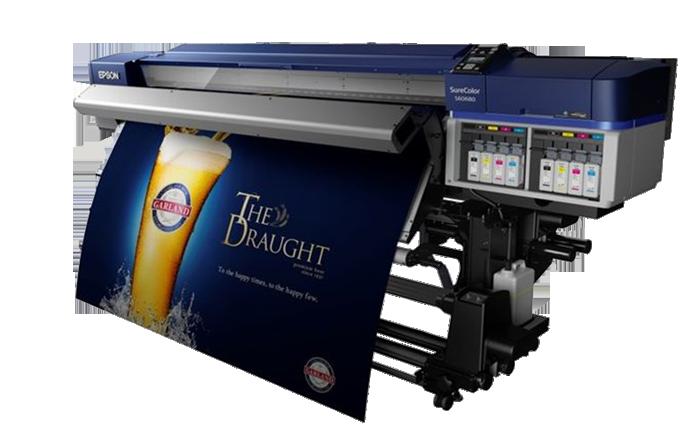 Epson SureColor SC-S60670 Eco-Solvent Signage Printer