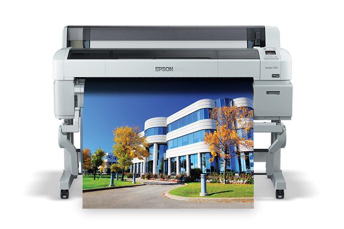 Epson SureColor T7270D Dual Roll Edition Printer