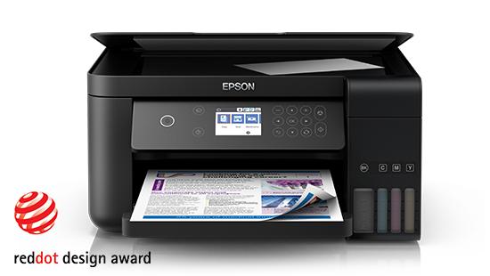 Epson L6160 Wi-Fi Duplex All-in-One Ink Tank Printer