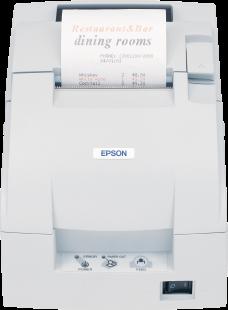 Epson TM-U220B Receipt Printer with Ethernet