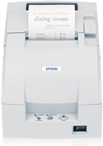 EPSON TM-U220D Receipt Printer